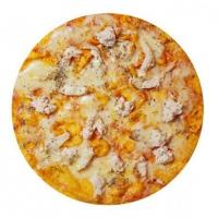 Пицца с грудкой