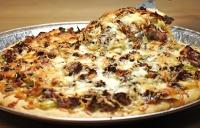Пицца с мясом говядины