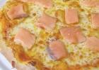 Пицца с горбушей